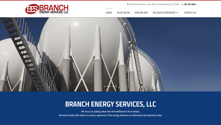 Branch Energy Services