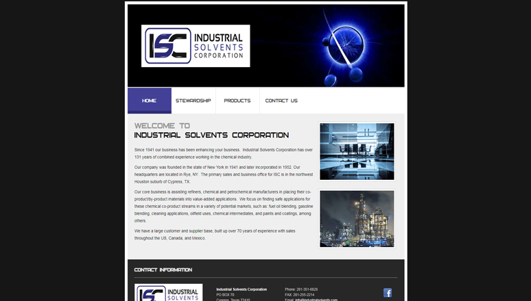 Industrial Solvents Corporation