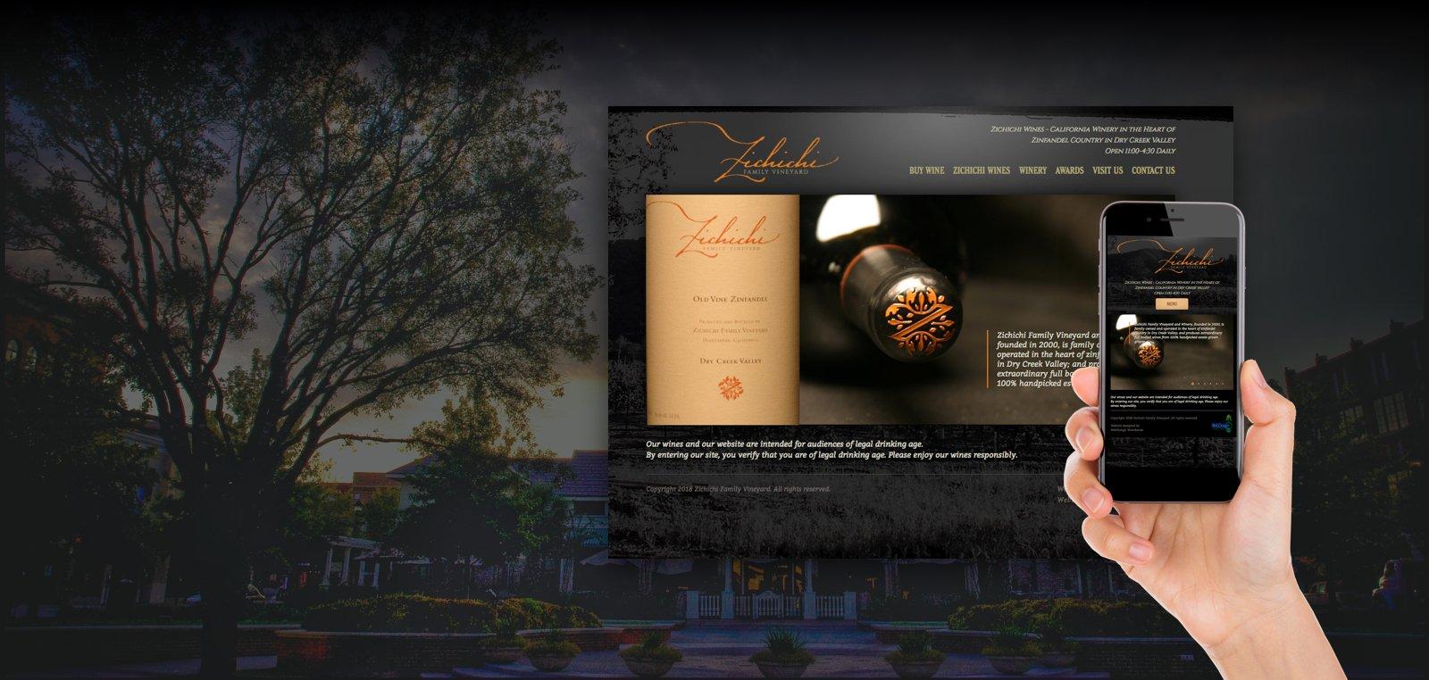 Woodlands Website Design - Custom HTML Websites, Logo