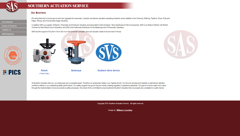 Southern Actuation Service