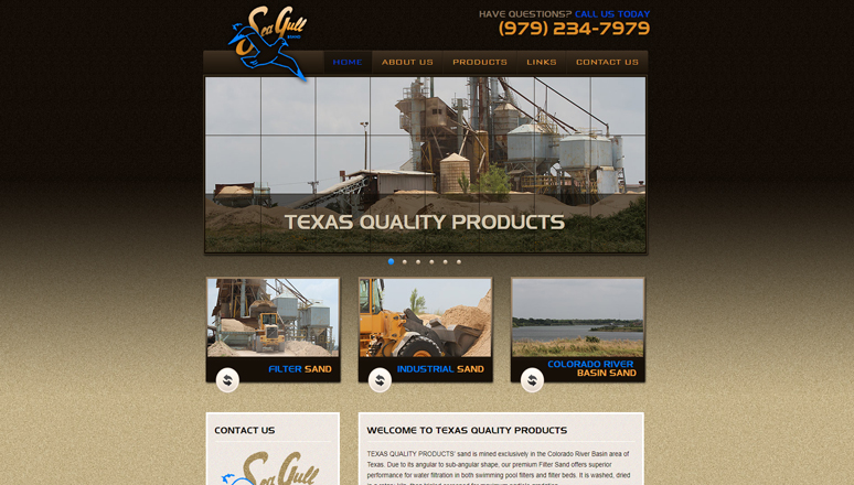 TEXAS QUALITY PRODUCTS